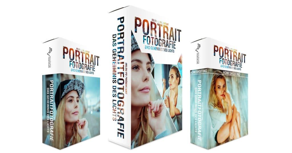 Portraifotografie-Das-Geheimnis-des-Lichts-Videokurs-miloupd-Shop-Header