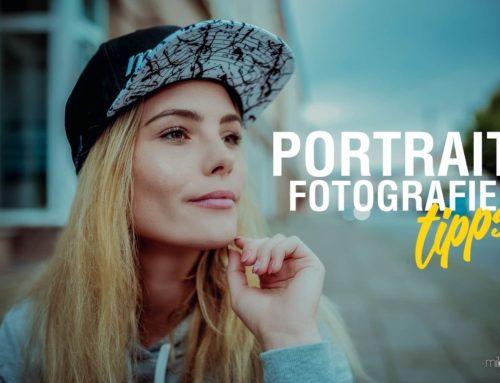 Portraitfotografie – Tipps für gute Portraitfotos